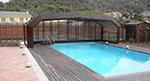 Les différents types d'abris de piscine à Parne-Sur-Roc
